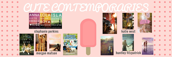 cute contemporaries (summer)