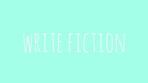 write fiction